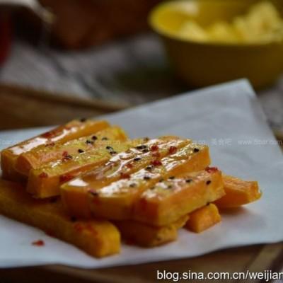桂花蜂蜜紅薯條