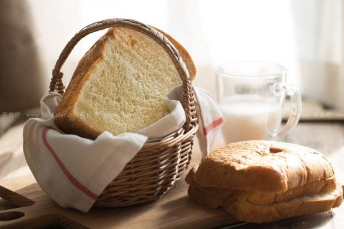 面包机版酸奶吐司
