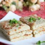 葱花鸡蛋饼(营养早餐)