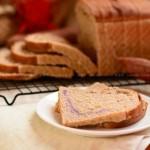双色地瓜面包