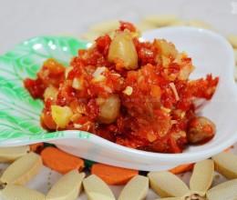 花生剁椒酱
