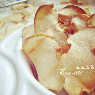 烤苹果脆片