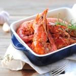 蒜蓉黑椒虾(虾的做法大全)
