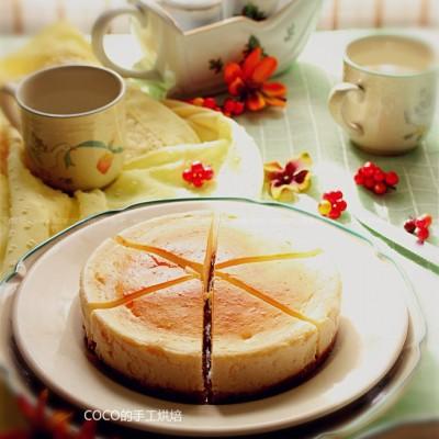 6寸酸奶奶酪蛋糕