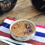 核桃黑芝麻粥(营养早餐)