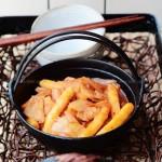 泡菜年糕(韩国料理)