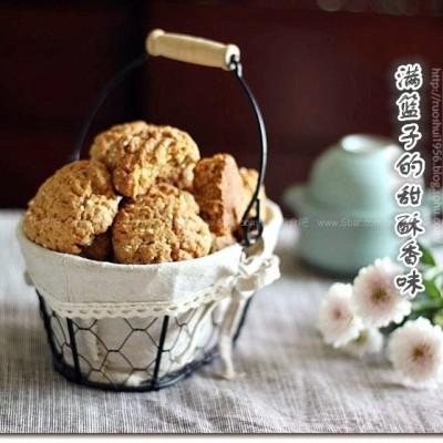 椰香姜味苏打饼