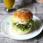 汉堡包(营养早餐)