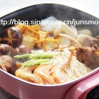 牛肉什錦火鍋