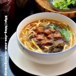 酸菜牛肉面(营养早餐)
