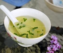 原汁原味清鸡汤