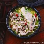 猪肚煲鸡汤(老火汤)