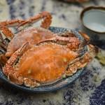 电饭煲盐焗蟹
