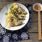 蚝烙(电饼铛食谱)