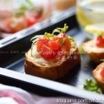 番茄面包塔(营养早餐)