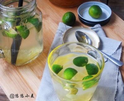青橘蜂蜜柚子茶