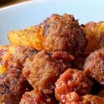 土豆番茄烩圆子