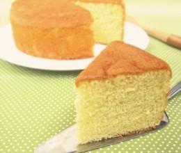 小山进海绵蛋糕