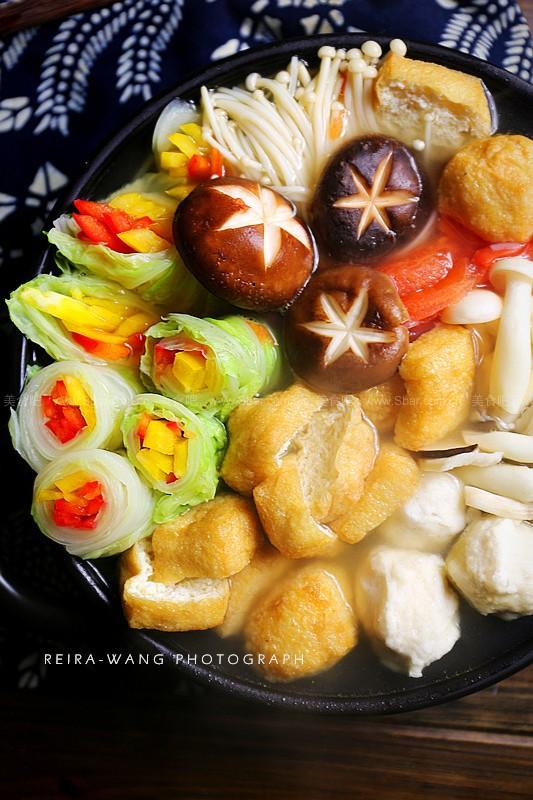 五道秋季养生菜