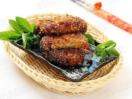 空气炸锅椰香烤鸡翅中