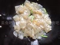 素炒魔芋豆腐