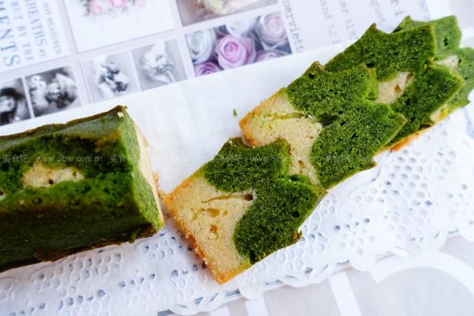 白菜磅蛋糕
