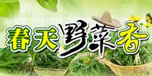 春天野菜香