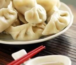 三鲜水饺(三鲜饺子、三鲜馅水饺、三鲜馅饺子)