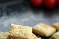 砂糖饼干(早餐食谱)