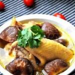 电饭锅香菇炖鸡(电饭锅菜谱)