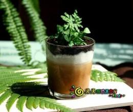 咖啡盆栽(自制饮料)