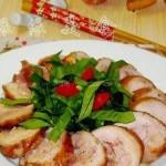 卤水鸡腿卷(春节年菜-冷盘)
