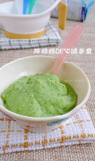 花菜奶香土豆泥(宝宝辅食-九个月以上)