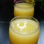 清甜玉米汁(豆浆机菜谱)