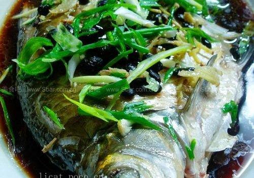 微波炉蒸边鱼(微波炉菜谱)