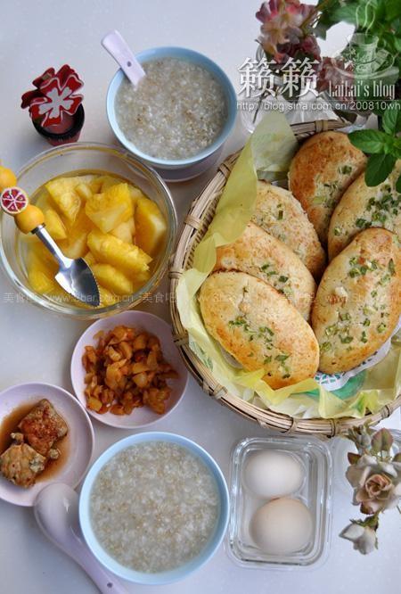 35种家庭营养早餐(早餐菜谱)