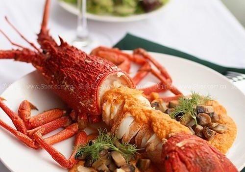 美式大龙虾(海鲜西餐)
