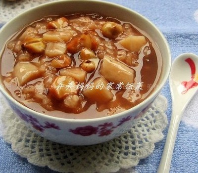 山药莲子糯米粥(春季健脾养胃粥)