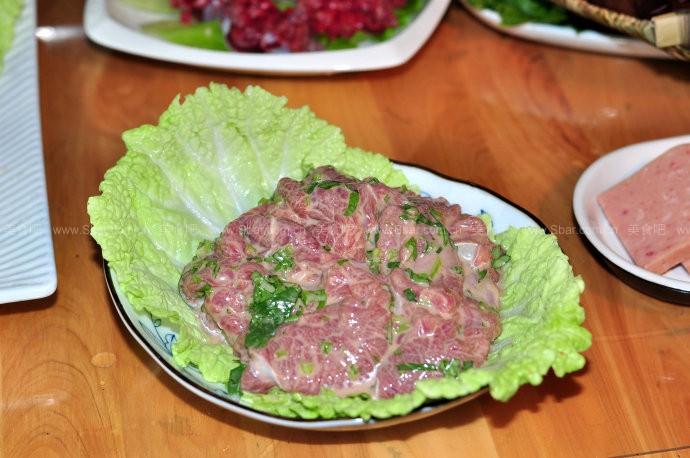 火锅配菜(老成都火锅)