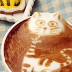 3D咖啡拉花