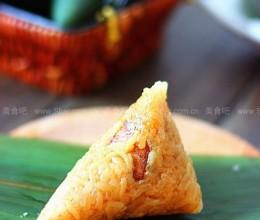 蛋黄鲜肉粽(包粽子的方法与步骤图)