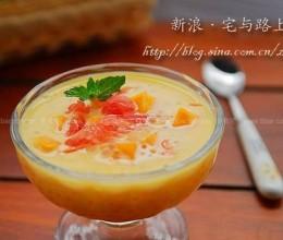 杨枝甘露(港式招牌甜品)