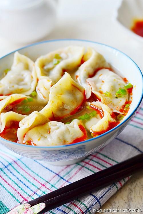 蒲公英素饺