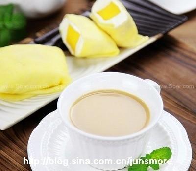港式奶茶(港式甜品店的经典出品)
