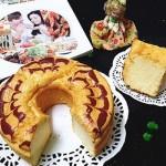空氣炸鍋做蛋糕