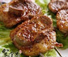 法国烤羊肉