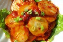 韩式拌黄瓜