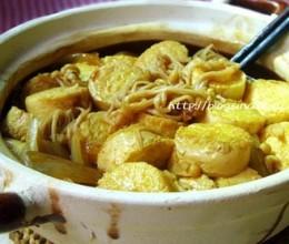 玉子豆腐煲