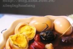 地菜煮鸡蛋