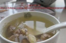 沙参玉竹煲土鸭